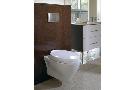 Residential Wall Hung Toilets Aquia Bath Collection From Toto