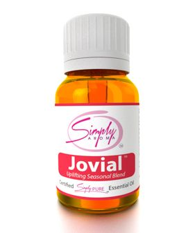 #Jovial Creation of the perfect atmosphere of warm spices and  the scent of pine needles to relax ... #SimplyAroma #EssentialOils #Health #Jovial