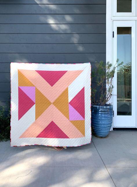 Shelter Quilt Pattern