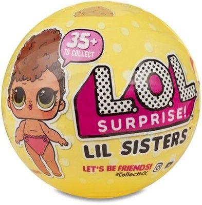 Lol Suprise Allegro Pl Wiecej Niz Aukcje Najlepsze Oferty Na Najwiekszej Platformie Handlowej Sister Dolls Lil Sister Lol Dolls