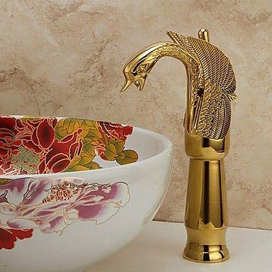 Paini gold Landhaus Nostalgie Spültisch Armatur Küche Wasserhahn - nostalgie armaturen küche