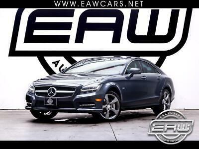 Ebay Advertisement 2012 Mercedes Benz Cls Class Cls 550 2012