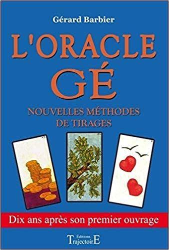 Livre Oracle De La Triade Pdf Gratuit : livre, oracle, triade, gratuit, Amazon.fr, Oracle, Nouvelles, Méthodes, Tirages, Gérard, Barbier, Livres, Téléchargement,, Gratuit,, Gratuit