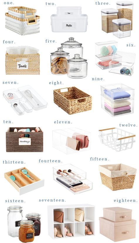 Tidying Up | Over 18 Items To Help You Spark Joy & Get Organized Like Marie Kondo - Lauren Nelson