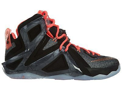 66265a283fd41 Nike Lebron XII 12 Elite Mens 724559-091 Rose Gold Collection Shoes Size 10