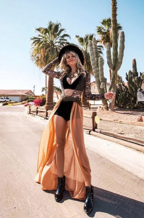 45 Trending Coachella Outfits Ideas to Steal Right Now - Fashiondioxide