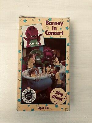 Barney The Backyard Gang Barney In Concert - BACKYARD HOME