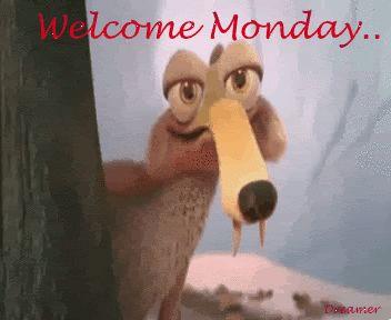 lustiges Bild 'gif Montag.gif' von Damon. Eine von 14329 Dateien in der Kategorie 'witzige Bilder' auf FUNPOT.