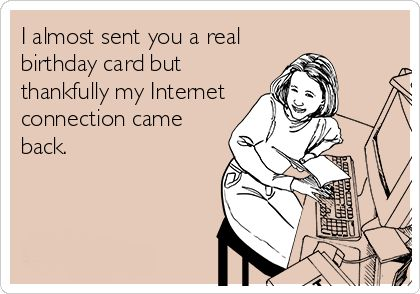Free funny birthday electronic cards ecards wishes online – Online Birthday E Cards