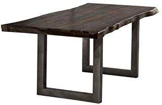 Amazon Com Binghamton Sheesham Dining Table Rectangle Dining