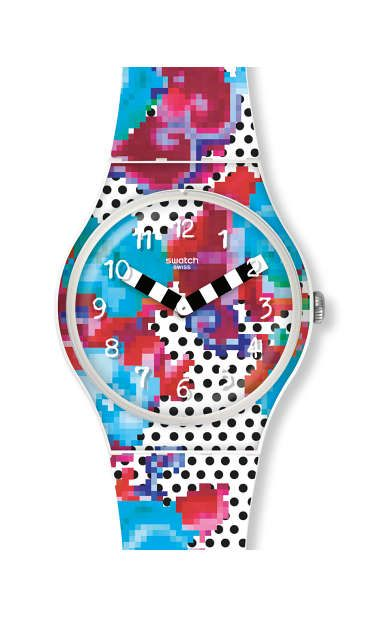 Discover the Swatch watches matching your search: Silicone. All the Swatch watches are in the Swatch Finder of Swatch United States. - Page 5
