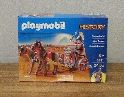 Playmobil 5391 Roman Chariot
