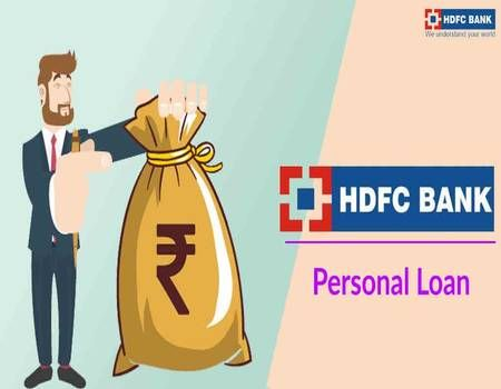 Hdfc Personal Loan In 2020 Personal Loans Loan Interest Rates Business Loans