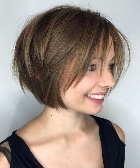 21+ Best Bob Haircuts for Fine Hair 2018 – 2019 | Bobs for ...