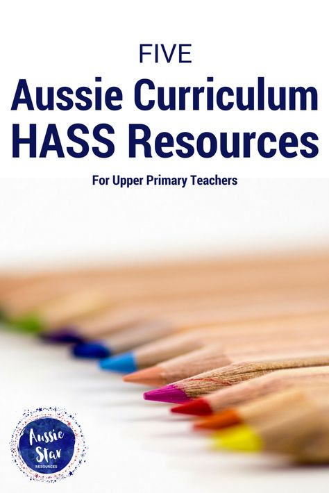 Five Awesome HASS Resources You Need To Include In Your Planning