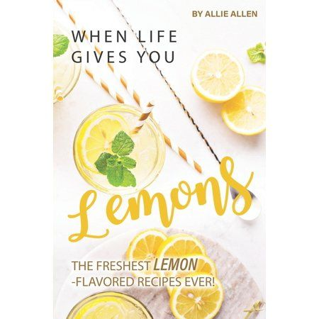 Whether you're looking to add a pop of freshness to your recipes or simply love the tart and citrusy flavor of lemons, then this recipe book is exactly what you need! From recipes that focus entirely on lemons like lemonade and lemon bars to recipes that are incomplete without lemons like hummus and beef shawarma, this book has it all. All you need is a bag full of lemons, some basic ingredients, and you're good to go!