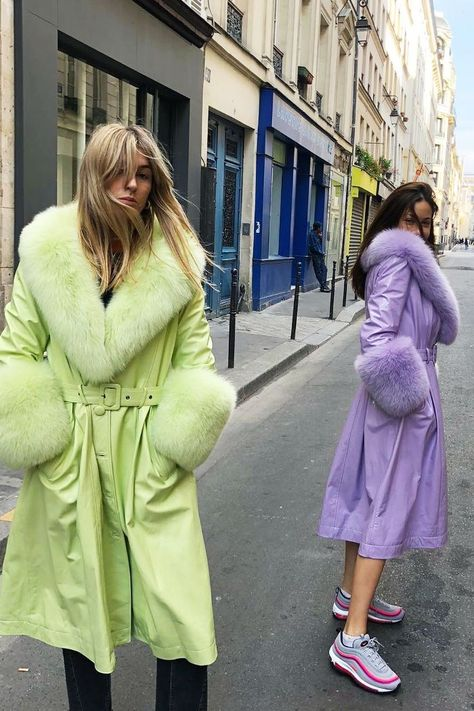 7 Lesser-Known Scandi Brands I Really Want to Tell You About Scandi fashion brands: Camille Charriere wearing Saks Potts fur collar coatScandi fashion brands: Camille Charriere wearing Saks Potts fur collar coat