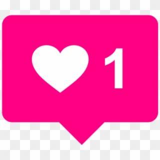 Like Sticker Instagram Like Icon Transparent Hd Png Download Instagram Logo Like Icon Instagram