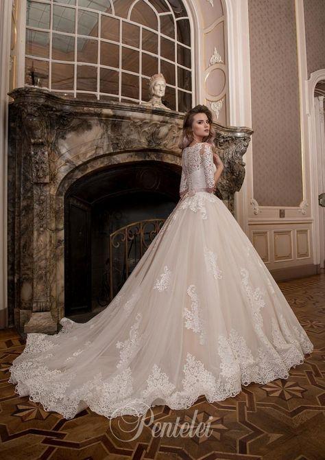 Wedding Dress Pentelei 1723 – Wedboom.EU – online store