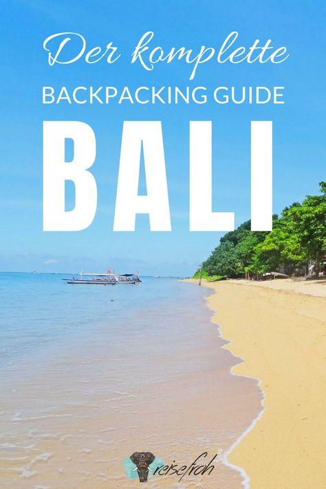 Der komplette Online-Reiseführer und Backpacking Guide für Bali. Hier findest du alle Reiseberichte & Länderinfos zu Bali: Beste Reisezeit, Kosten, Sprache, Währung, Einreise & Visum, Highlights und noch vieles mehr…