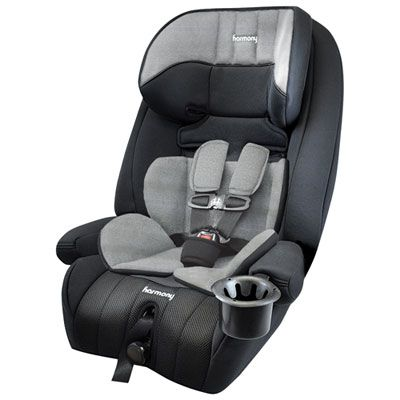 Harmony Defender 360 3 In 1 Convertible Booster Car Seat With