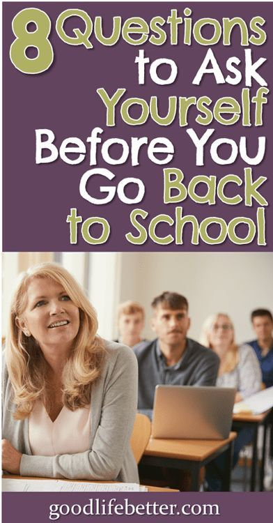 8 Questions To Ask Yourself Before Going Back To School This Or That Questions Going Back To School Paying Off Student Loans