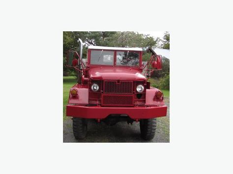 """Military 6x6 cargo truck - 4 wheel drive """"Deuce and a half"""" M35a2 from 1970.  Awesome and for sale on UsedEdmonton.com!"""