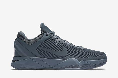 pretty nice 01097 5f2ec ... nike zoom kobe 7 blue fox (black mamba pack) eu kicks sneaker magazine