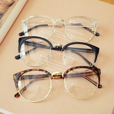 Barato Transparente Armacao De Oculos Anti Fadiga Para Os Olhos De