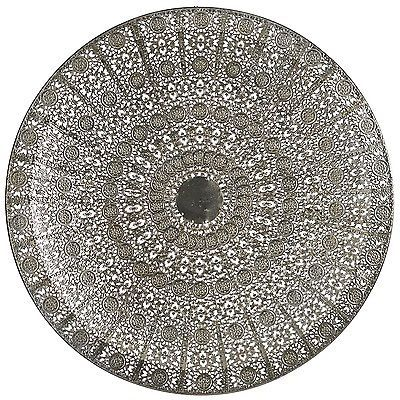 Circular Metal Wall Decor Custom