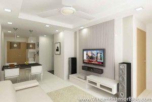 BTO 3 Room HDB renovation by Interior Designer Ben Ng  Part 2  Quotation,  floor plan & perspectives   Blogreads   Pinterest   Quotation, Perspective  and ...