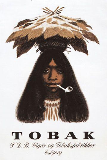 Tobaks Damen Jpg 360 538 Vintage Plakater Illustrationer Og Plakater Plakater
