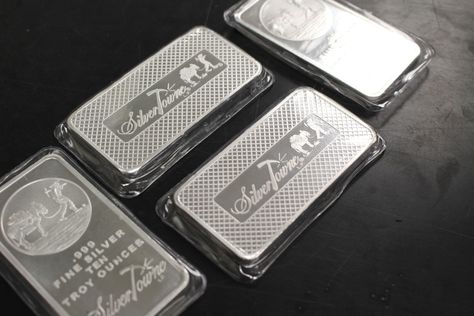 10 Oz Silver Bars For Sale 10 Troy Weight Bullion Money Metals Exchange Llc