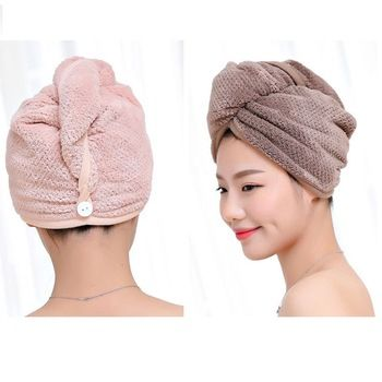 Hair Towel Turban Hair Towel Hair Towel Turban Hair Towel Wrap
