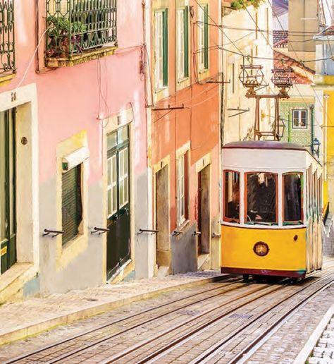 Bienvenue A Lisbonne Peut Etre Le Point De Depart De Votre