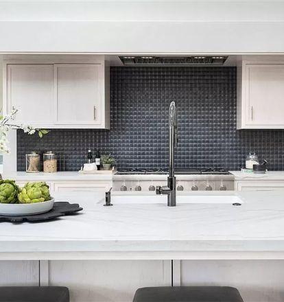 75 Kitchen Backsplash Ideas For 2021 Tile Glass Metal Etc Kitchen Backsplash Designs Modern Kitchen Backsplash Modern Kitchen Tiles