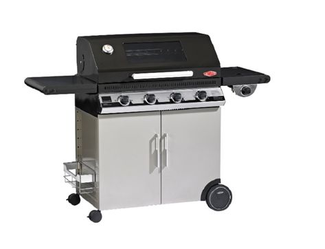 Beefeater Discovery 1100e 4 Burner Gas Grill Review Gas Bbq Gas