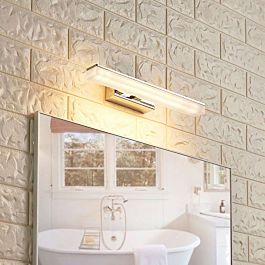 Moderne Wandleuchte Fur Das Badezimmer Diese Leuchte Ist Nicht Nur Super Schon Sondern Auch Praktisch Dank Des Int Badezimmerwand Ideen Wandleuchte Bad Wand