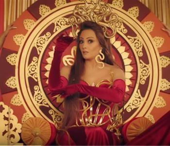بشرى تهاجم محمد رمضان في أغنيتها الجديدة ملك الغابة لدغته كوبرا Wonder Woman Fictional Characters Superhero