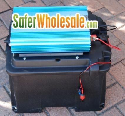 Solar Power Generator 4600 Watt 110 Amp With Wind Turbine System Solarpanels Solar Projects Solar Heating Solar Power