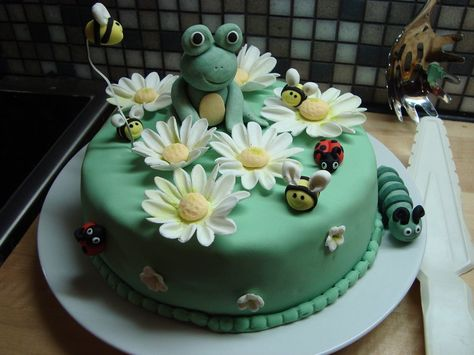 Love this Frog cake!