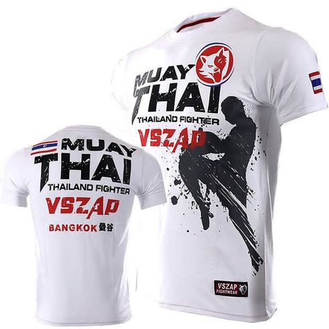 Boxing Shirts for sales - Boxing tshirt ideas #boxingshirts #boxingtee #boxingtshirt MMA T Shirt Gym Tee Shirt Training Wolf Muay Thai Bangkok Boxing Jerseys -  $29.32 End Date: Thursday Jan-31-2019 12:44:47 PST Buy It Now for only: $29.32 Buy It Now | Add to watch list