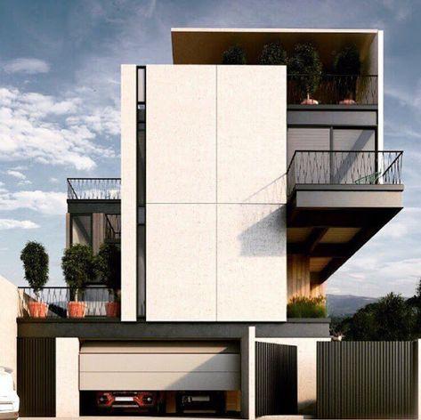 Archi Moze : 24 Example Of Modern Facades For House