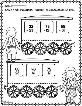 Polar Express Activities 1st Grade Math Worksheets Polar Express Activities 1st Grade Math Worksheets Math Worksheets