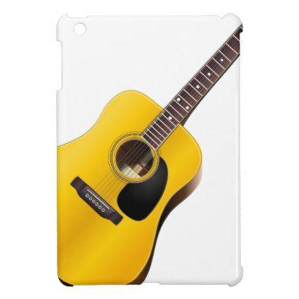 Acoustic Guitar Ipad Mini Case Classic Gifts Gift Ideas Diy Custom Unique Ipad Mini Case Ipad Mini Ipad