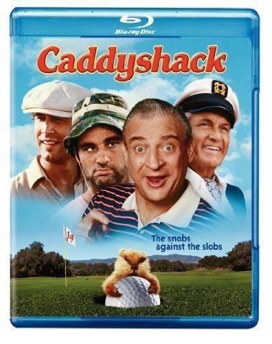 Caddyshack [Blu-ray] - color