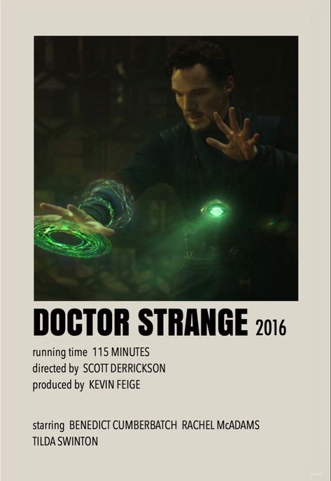 Doctor strange by Millie
