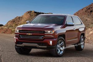 Top 2019 Chevrolet Blazer K 5 Photos Car Gallery