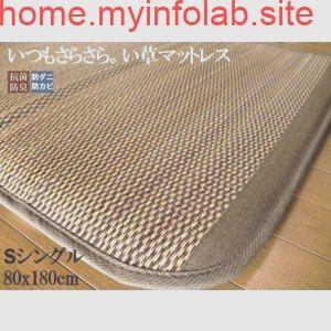 畳 い草 マットレス シングル 80 180cm ユニット畳 置き畳 防ダニ 防