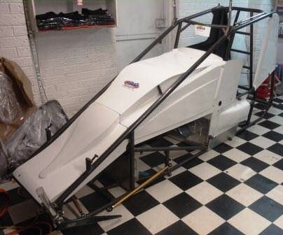 Sprint Car Chassis Supermodifieds And Sprint Cars Pinterest